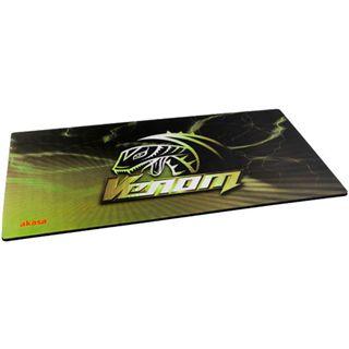 Akasa Venom XXL 890 mm x 450 mm gelb/schwarz