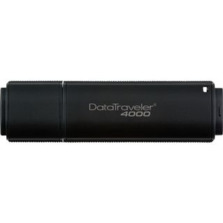 32 GB Kingston Data Traveler 4000 schwarz USB 2.0