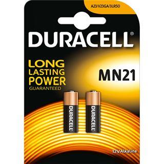 Duracell MN21 3LR50 Alkaline Batterie 12.0 V 2er Pack