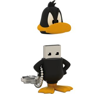 8 GB EMTEC Looney Tunes Duffy Duck Figur USB 2.0