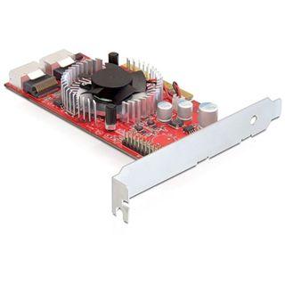 Delock PCI Express x8 Card 8 Port Multi-Lane PCIe 2.0 x8 retail
