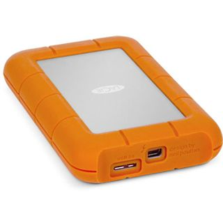 "256GB LaCie Rugged Thunderbolt SSD 9000352 2.5"" (6.4cm) USB 3.0/Thunderbolt silber/orange"