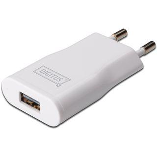 Digitus USB Ladegrät Slim Typ für MP3 Player, Handys, Kameras