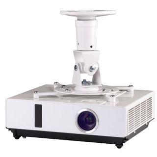 Hama Projektor-Deckenhalterung, Weiß