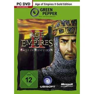 Age of Empires II Gold Edition (PC ) (Green Pepper)