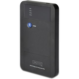 "Digitus MegaMount 2.5"" (6,35cm) USB 3.0 schwarz"
