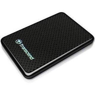 "256GB Transcend Portable SSD 1.8"" (4.6cm) USB 3.0 MLC asynchron (TS256GESD200K)"