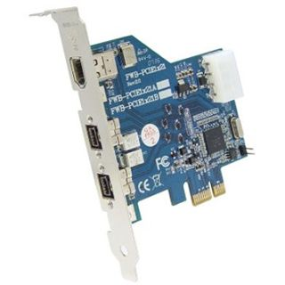 Delock 61586 3 Port PCIe x1 retail