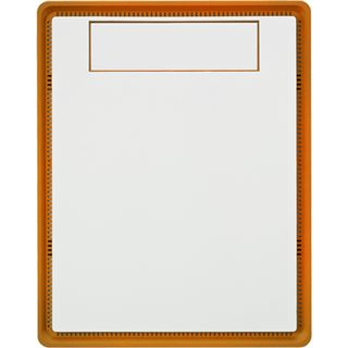 BitFenix Solid weiss/orange Front Panel für Prodigy (BFC-PRO-300-WOFNA-RP)