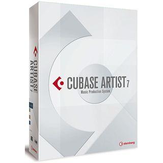 Steinberg Cubase Artist 7.0, Update von LE/AI 4/5/6/7, Sequel 2/3, SE 3, Studio Case 2 32/64 Bit Multilingual Upgrade