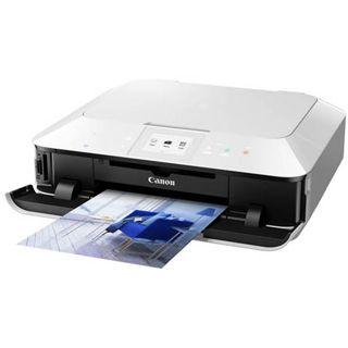 Canon PIXMA MG6350 weiß Tinte Drucken/Scannen/Kopieren USB 2.0/WLAN