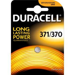Duracell 371/370 SR69 Silber Knopfzellen Batterie 1.5 V 1er Pack