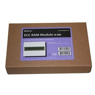 Synology Arbeitsspeicher 4GB ECC für RackStation RS3413xs+, RS10613xs+ (15-130003490)