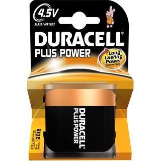 Duracell Plus Power 3LR12 Alkaline 4.5 V 1er Pack