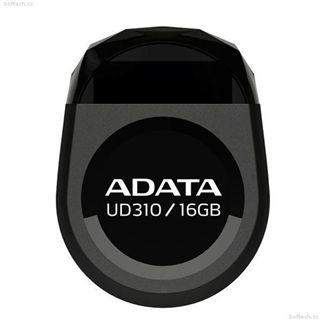 16 GB ADATA DashDrive Durable UD310 schwarz USB 2.0