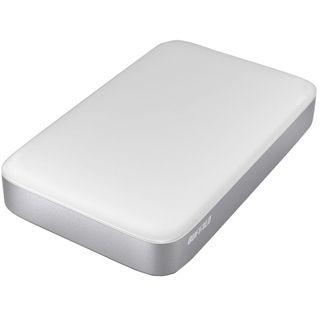 "128GB Buffalo MiniStation Thunderbolt Portable SSD HD-PA128TU3S-EU 2.5"" (6.4cm) USB 3.0/Thunderbolt silber"