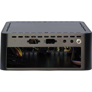 Inter-Tech Q-5 ITX Tower 60 Watt schwarz