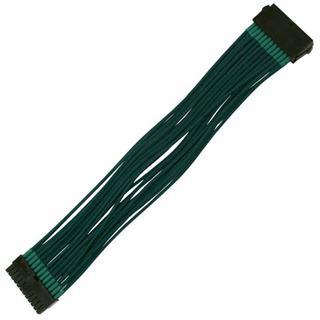 Nanoxia 30 cm grünes Verlängerungskabel für 24-Pin ATX (NX24V3EG)