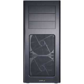 Lian Li PC-7HB Midi Tower ohne Netzteil schwarz