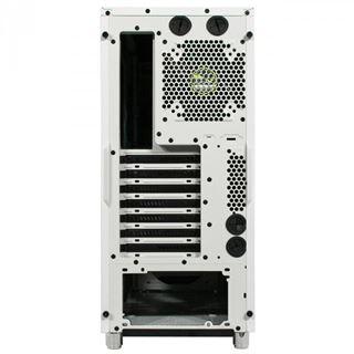 Nanoxia Deep Silence 2 gedämmt Midi Tower ohne Netzteil weiss