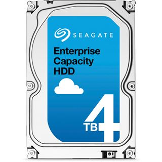 "4000GB Seagate Enterprise Capacity 3.5 HDD ST4000NM0023 128MB 3.5"" (8.9cm) SAS 6Gb/s"