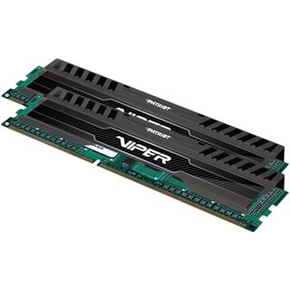 16GB Patriot Viper 3 Series Black Mamba DDR3-1866 DIMM CL10 Dual Kit