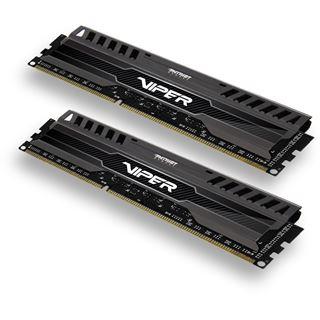 8GB Patriot Viper 3 Series Black Mamba DDR3-1866 DIMM CL9 Dual Kit