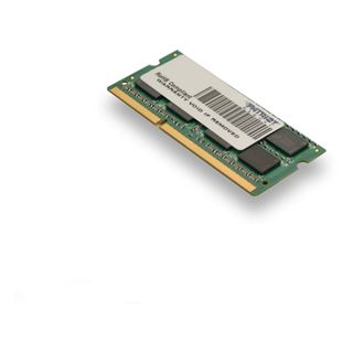 2GB Patriot Signature Line DDR3-1333 SO-DIMM CL9 Single