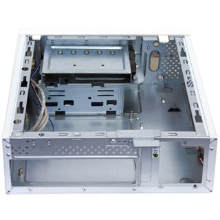 Chieftec Flyer FI-01B ITX Tower 200 Watt weiss