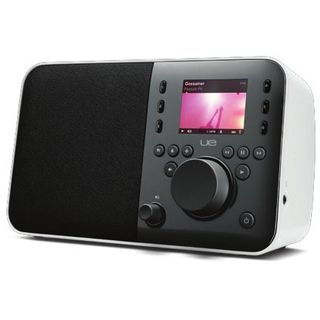 Logitech UE Smart Internetradio weiss