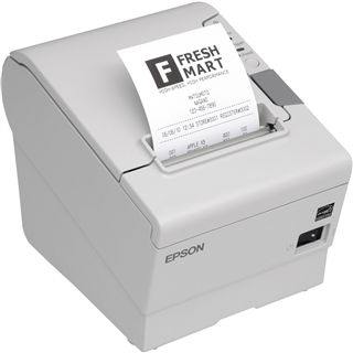 Epson TM-T88V-031 weiß Thermotransfer Seriell/USB 2.0
