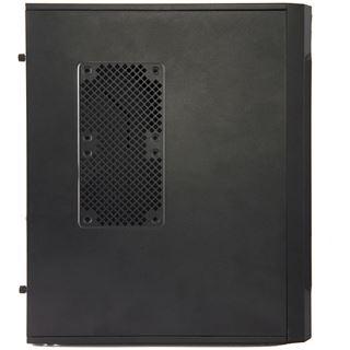 Zalman ZM-T1 Mini Tower ohne Netzteil schwarz