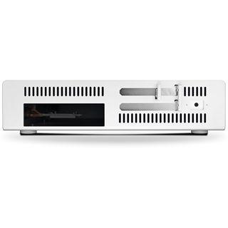 Streacom FC10 Desktop ohne Netzteil silber