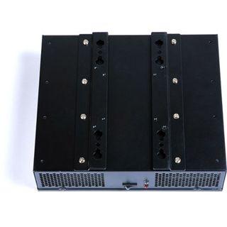 Jou Jye Nu-057wi ITX Tower 200 Watt schwarz