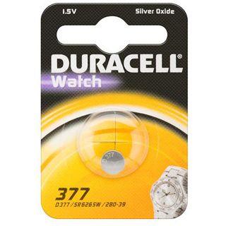 Duracell Watch SR66 Silber 1,55 V 1er Pack