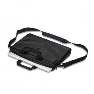 """Dicota Notebook Sleeve Code SlimCase bis 11"""" (27,94cm) schwarz"""