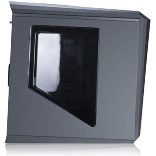 Xigmatek Talon mit Sichtfenster Midi Tower ohne Netzteil schwarz
