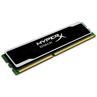 4GB Kingston HyperX blu. black DDR3-1333 DIMM CL9 Single