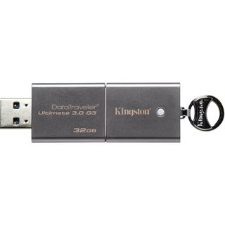 32 GB Kingston Data Traveler G3 silber USB 3.0
