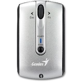 Genius Traveler 9150BT Bluetooth grau/schwarz (kabellos)