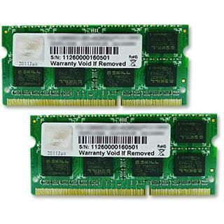 16GB G.Skill SQ Series DDR3-1600 SO-DIMM CL11 Dual Kit