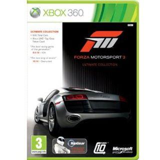 AK Tronic Forza 3 Ultimate Edition (X360)