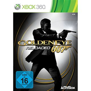 AK Tronic Golden Eye Reloaded (X360)