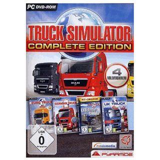 AK Tronic Truck-Simulator Complete Edition (PC)