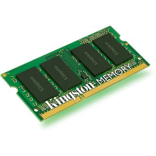 2GB Kingston ValueRAM DDR3-1600 SO-DIMM CL10 Single
