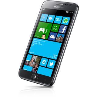 Samsung Ativ S i8750 16 GB silber