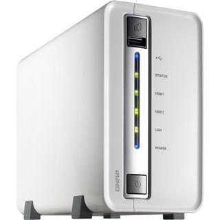QNAP TurboStation TS-212 6 TB (2x 3000GB)