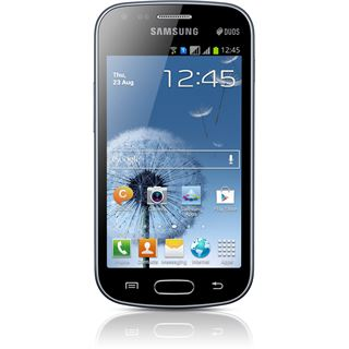 Samsung Galaxy S DUOS S7562 1,7GB schwarz