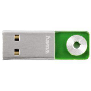 32 GB Hama FlashPen Lore gruen USB 2.0