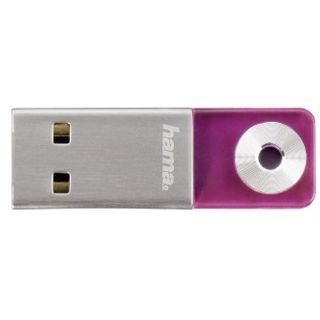 8 GB Hama FlashPen Lore pink USB 2.0
